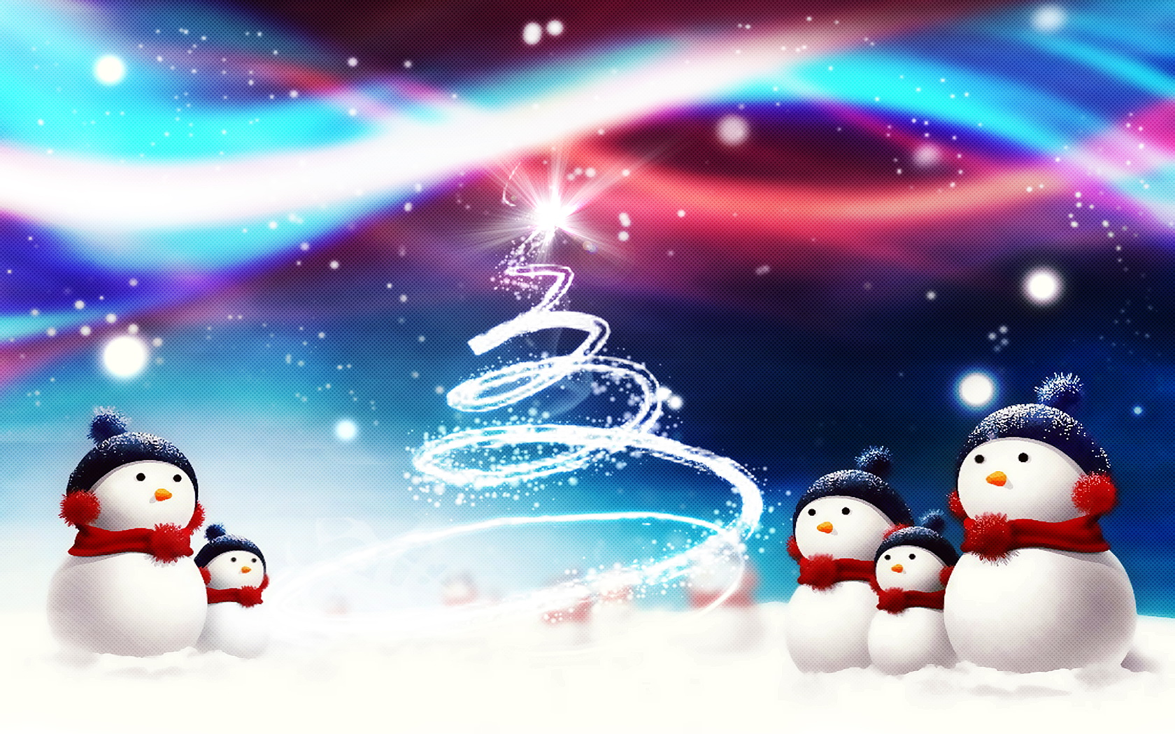 Bnest Widescreen Christmas Wallpaper