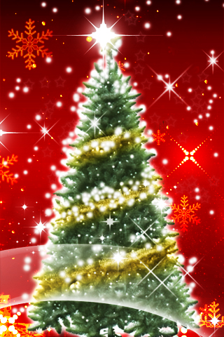 free christmas wallpaper for iphone