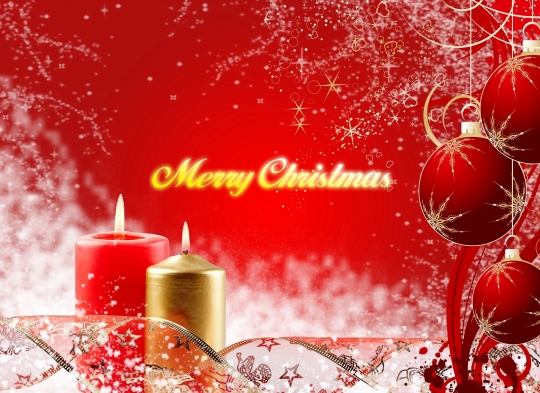 merry christmas wallpapers pictures