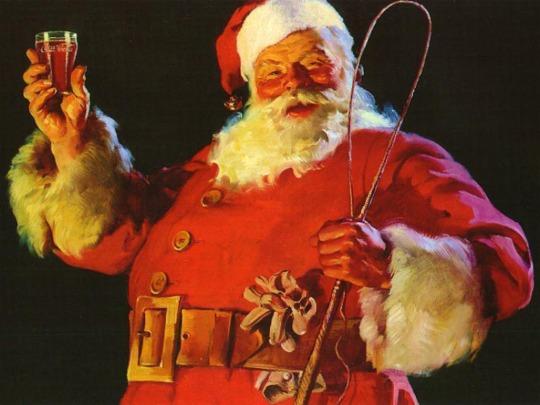 christmas santa's