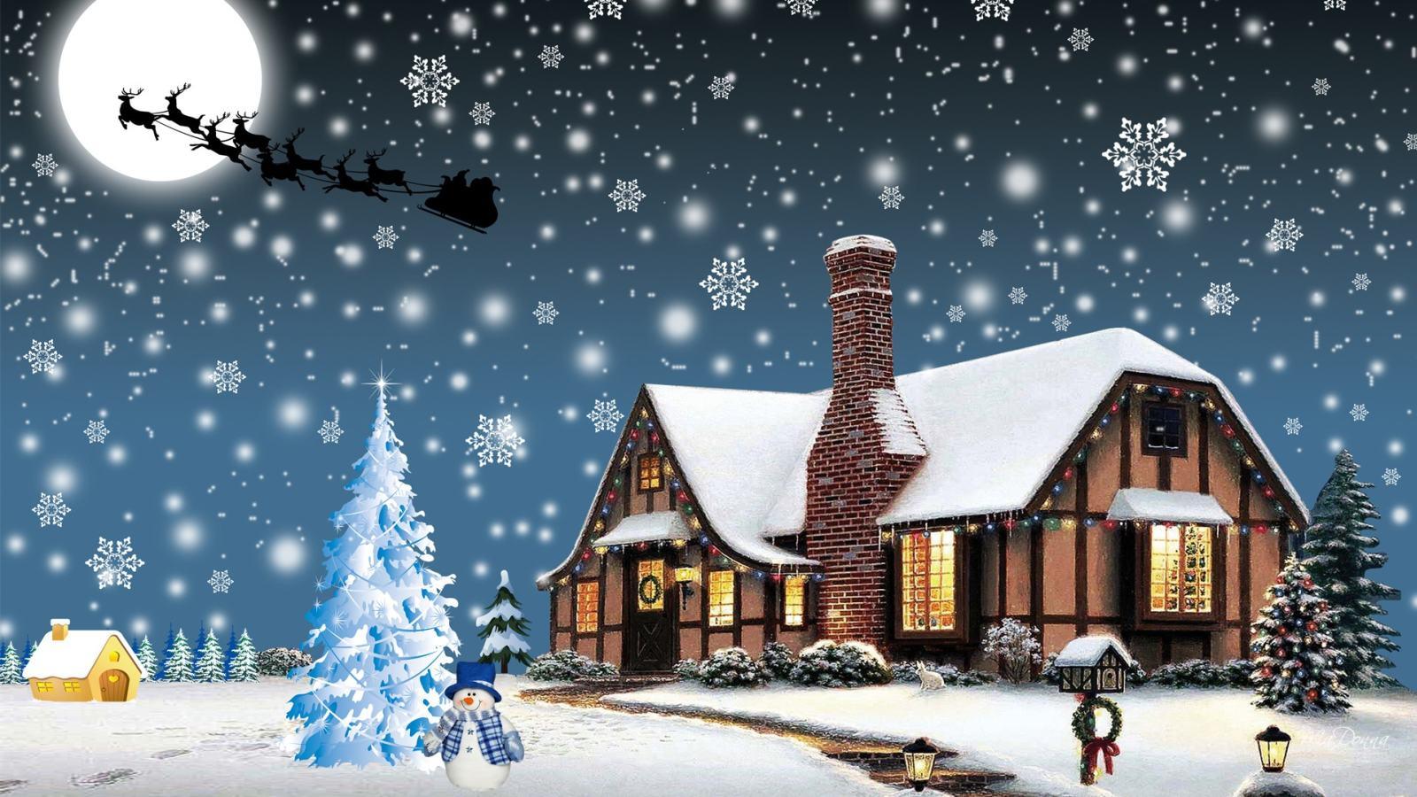 latest christmas wallpaper 2014 | christmaswallpapers18