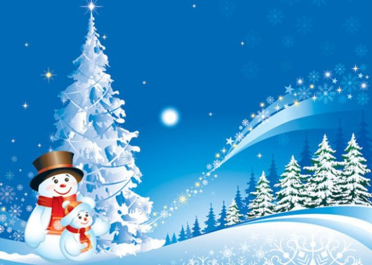 Snowman Wallpaper For Christmas Best Ever