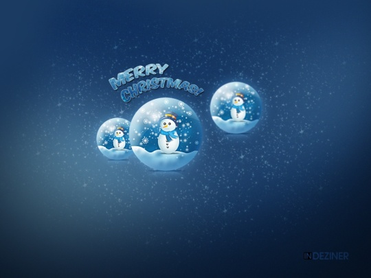 Snowman Wallpaper For Christmas 6