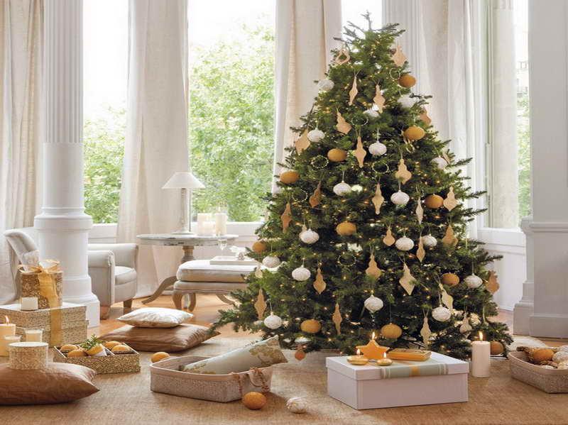 Resultado de imagem para classic christmas tree