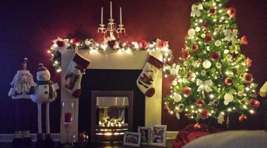 christmas tree decorating ideas uk