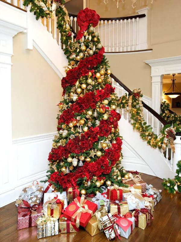 christmas tree decorating ideas - Christmas Tree Decorating Ideas 2016