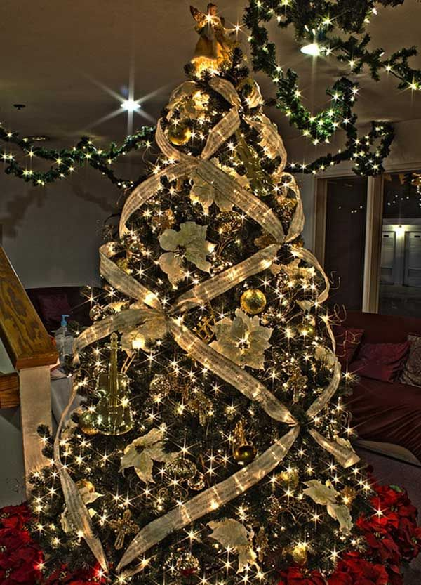 christmas tree decoration ideas 2014 - Indoor Decorative Christmas Trees